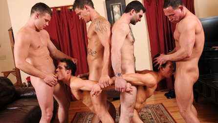 Jizz Orgy full videos